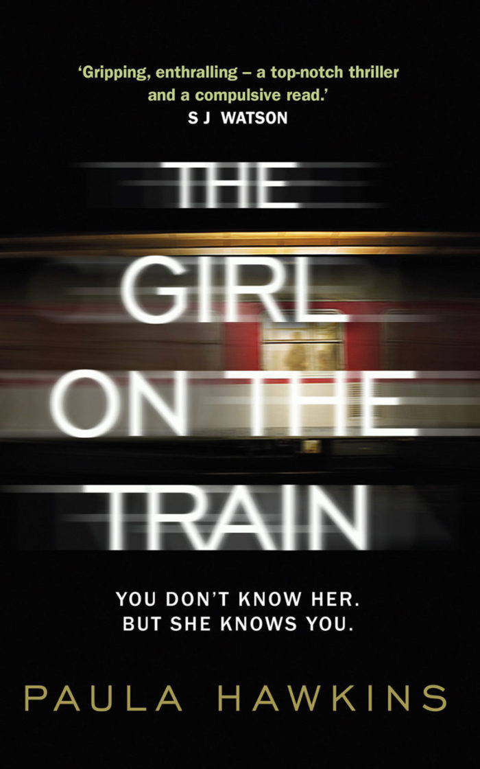 The girl on the Train ****