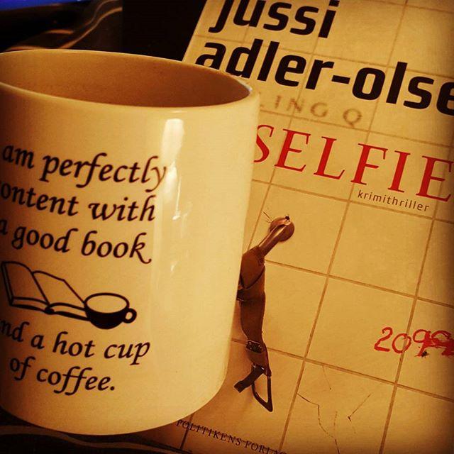 Selfies af Jussi Adler-Olsen (Afdeling Q 7)