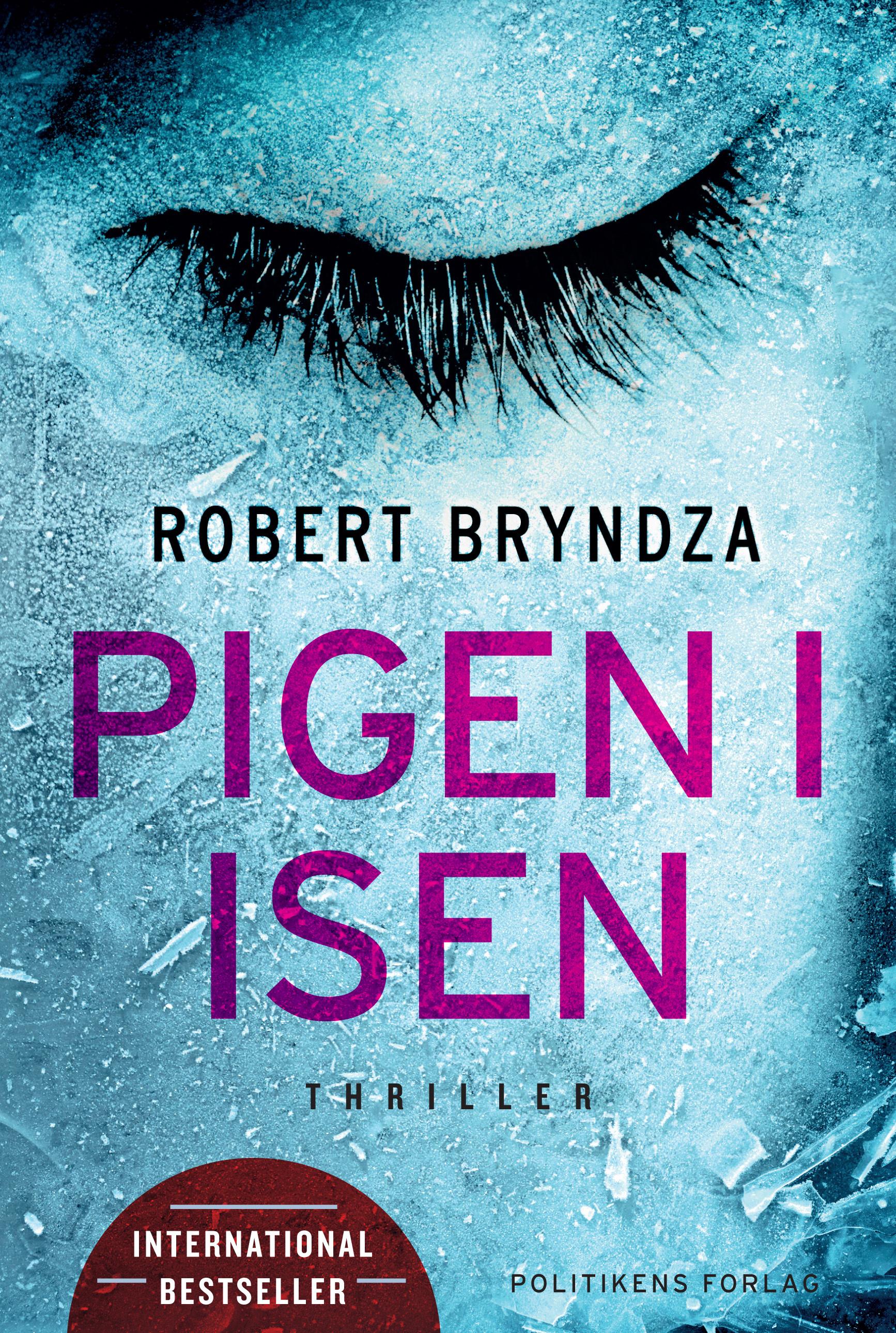 Pigen i isen af Robert Bryndza