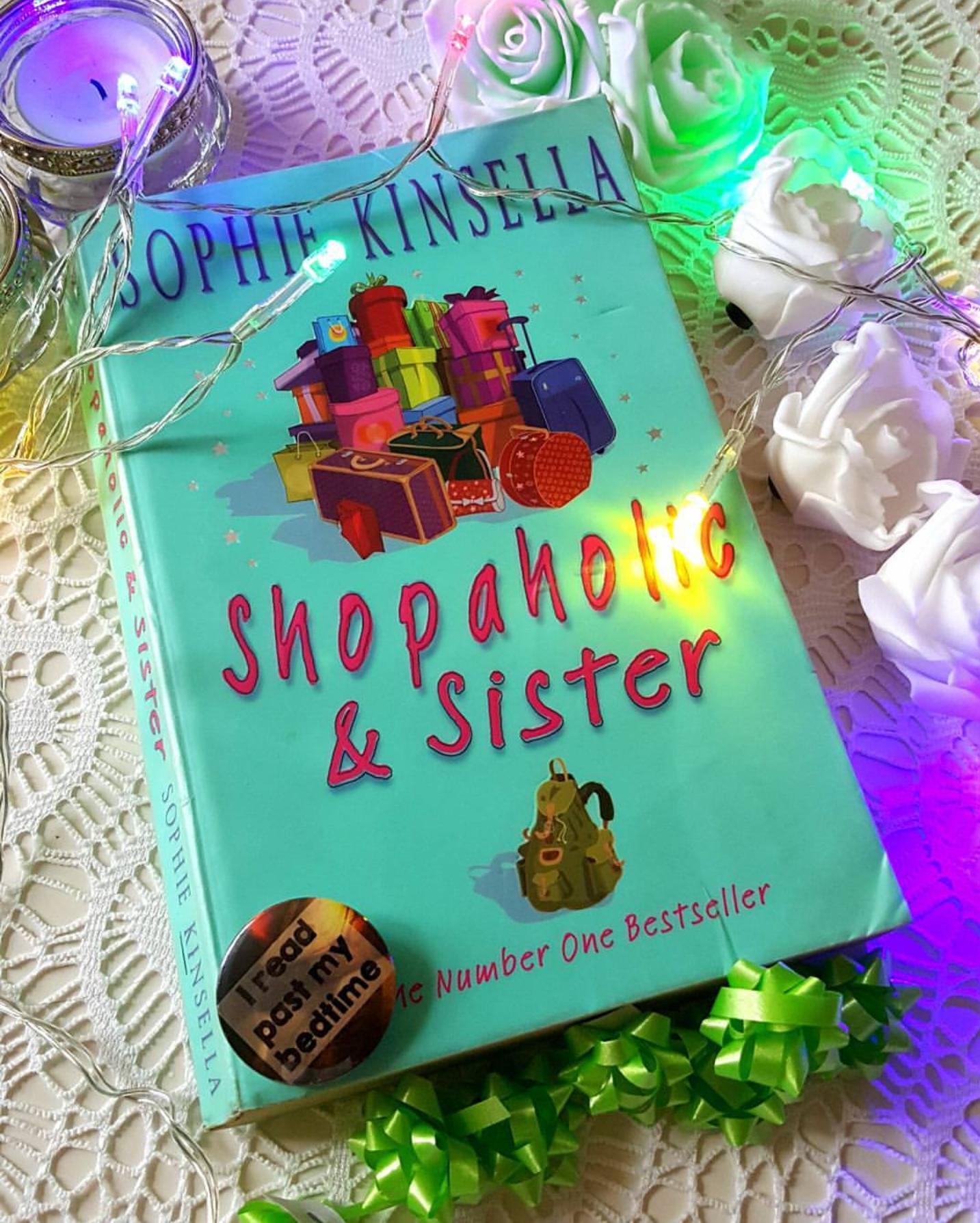 Shopaholic og søster af Sophie Kinsella