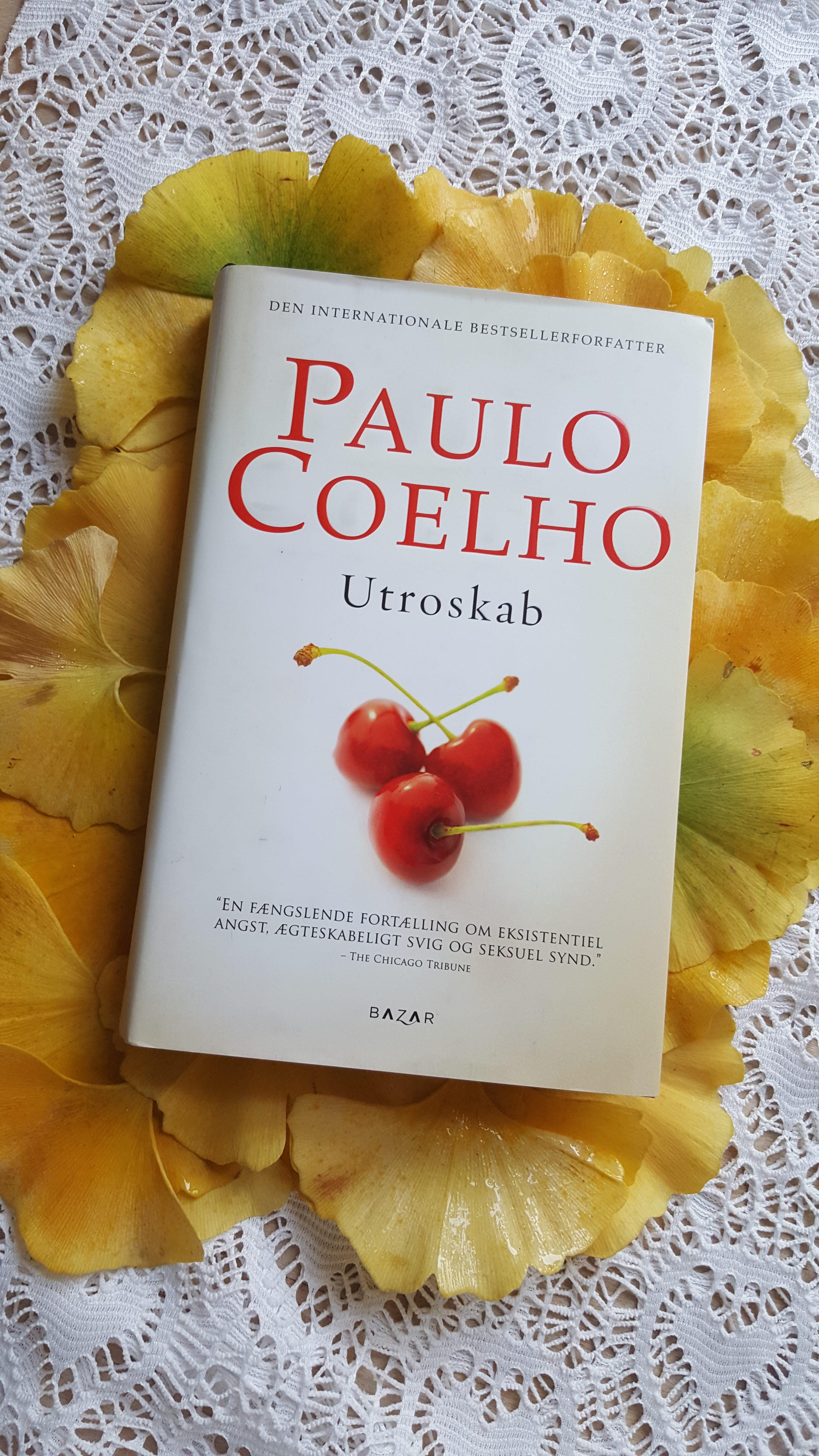 Utroskab af Paulo Coelho – og konkurrence