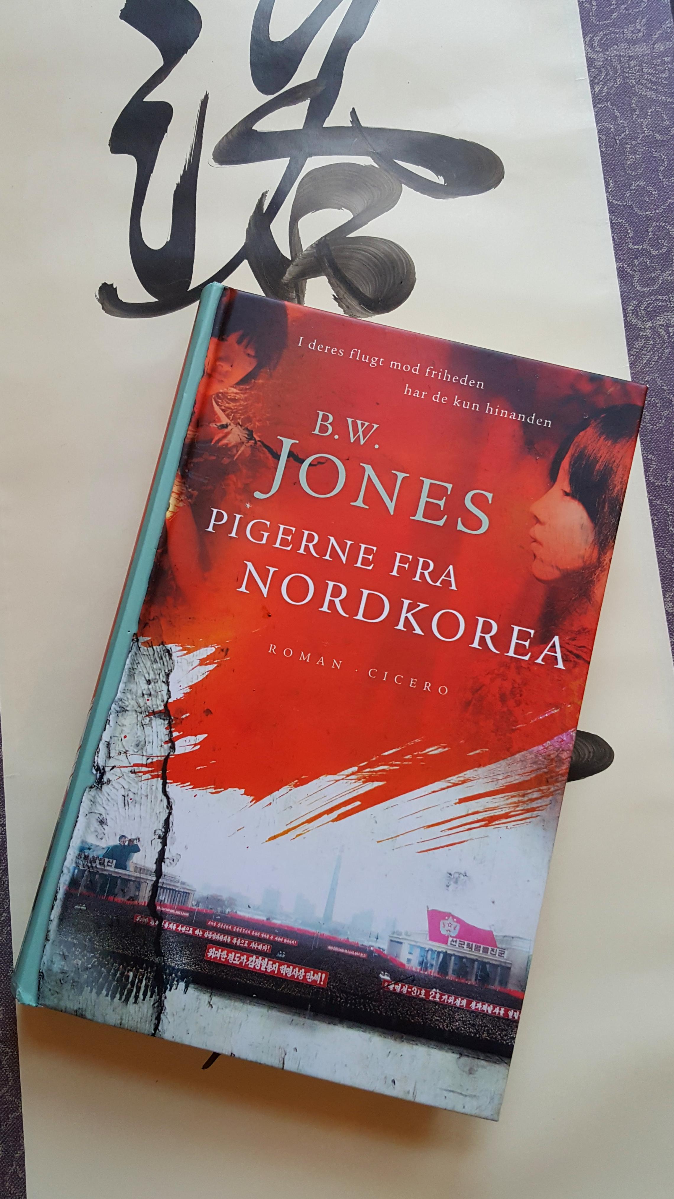Pigerne fra Nordkorea af B.W. Jones
