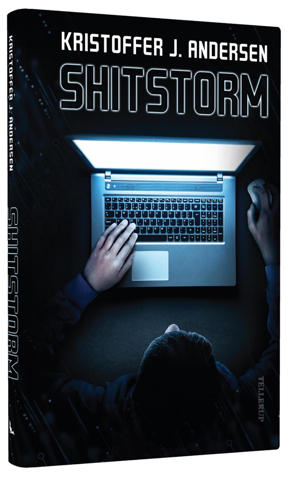Shitstorm af Kristoffer J. Andersen