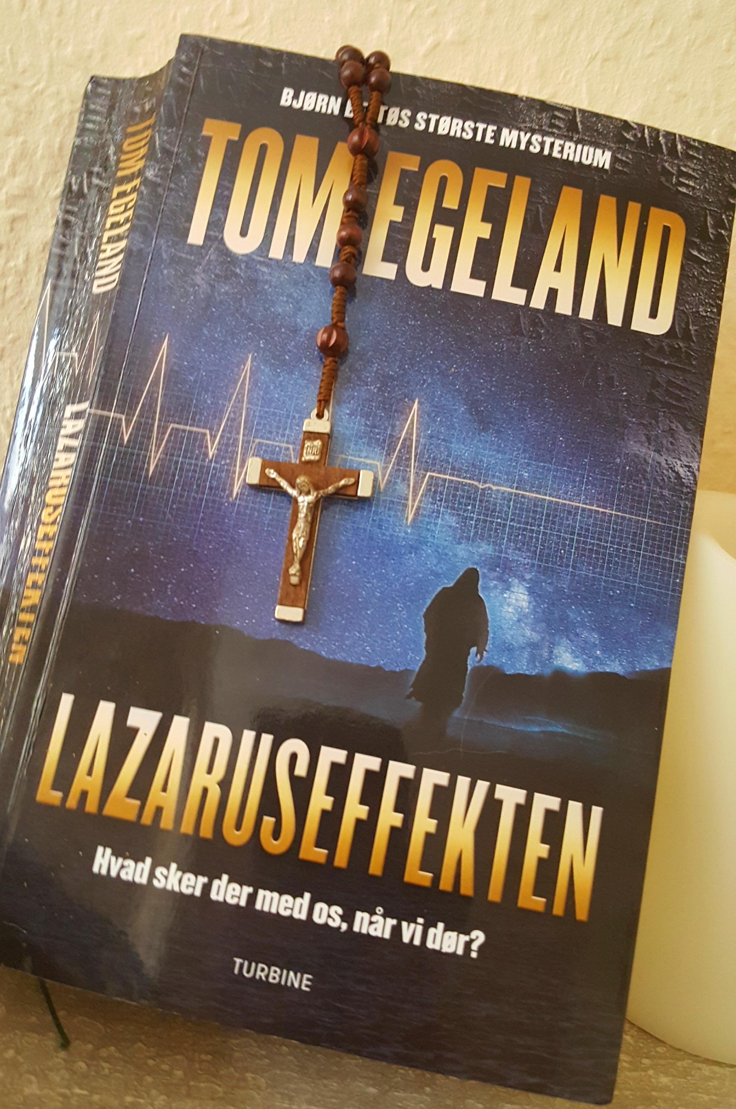 Lazaruseffekten af Tom Egeland (#Bjørn Beltø 7)