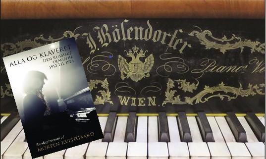 Alla og klaveret af Morten Kvistgaard