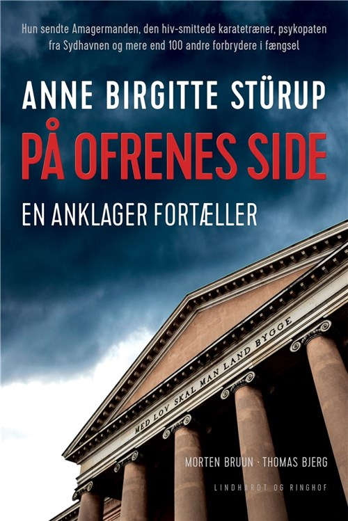 På ofrenes side af Anne Birgitte Stürup m.fl.