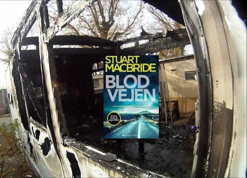 Blodvejen af Stuart MacBride