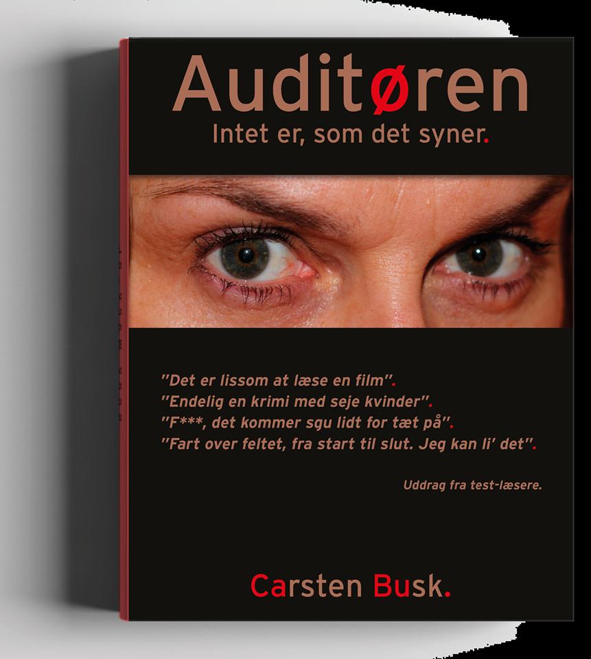 Auditøren af Carsten Busk