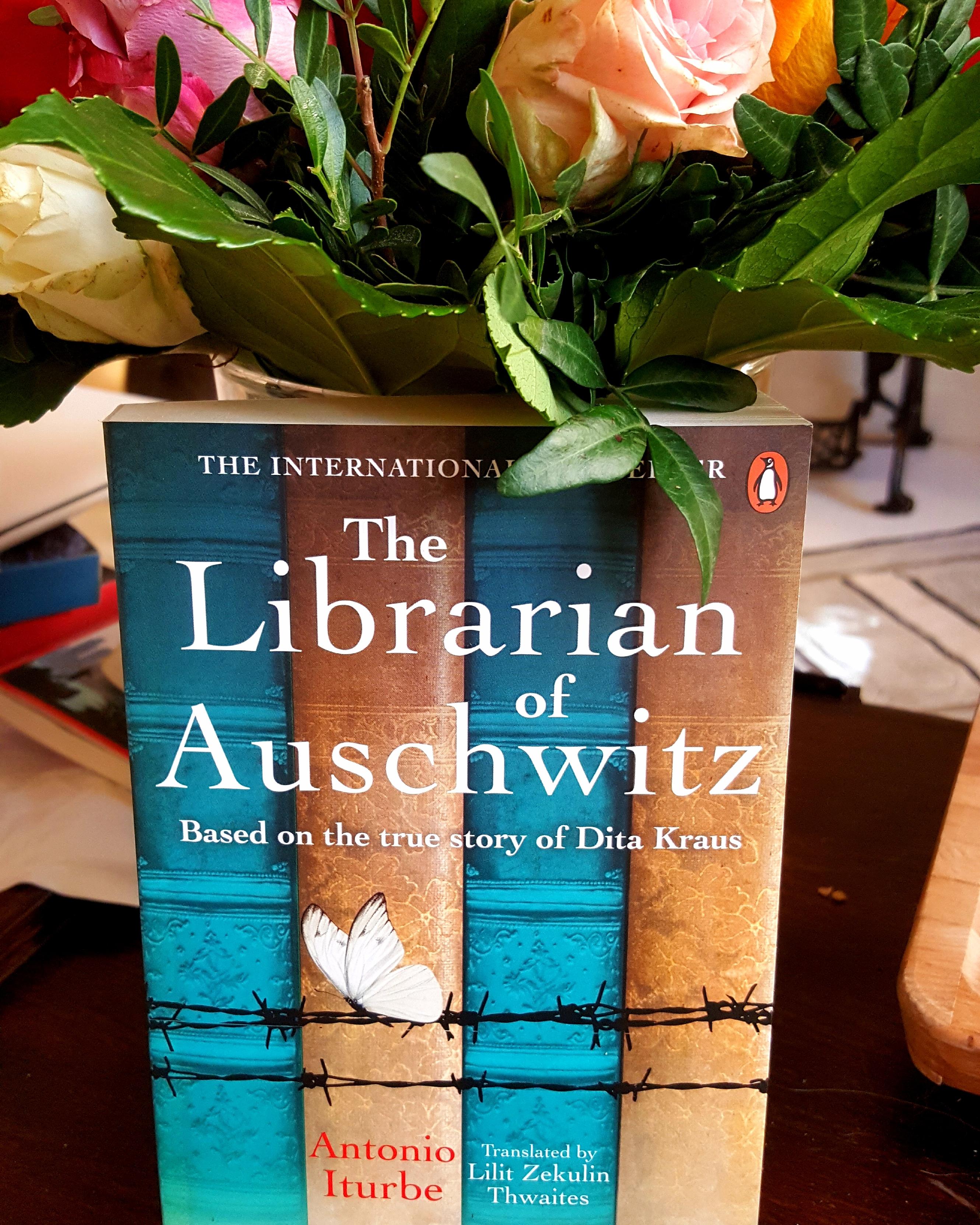 Bibliotekaren fra Auschwich af Antonio Iturbe