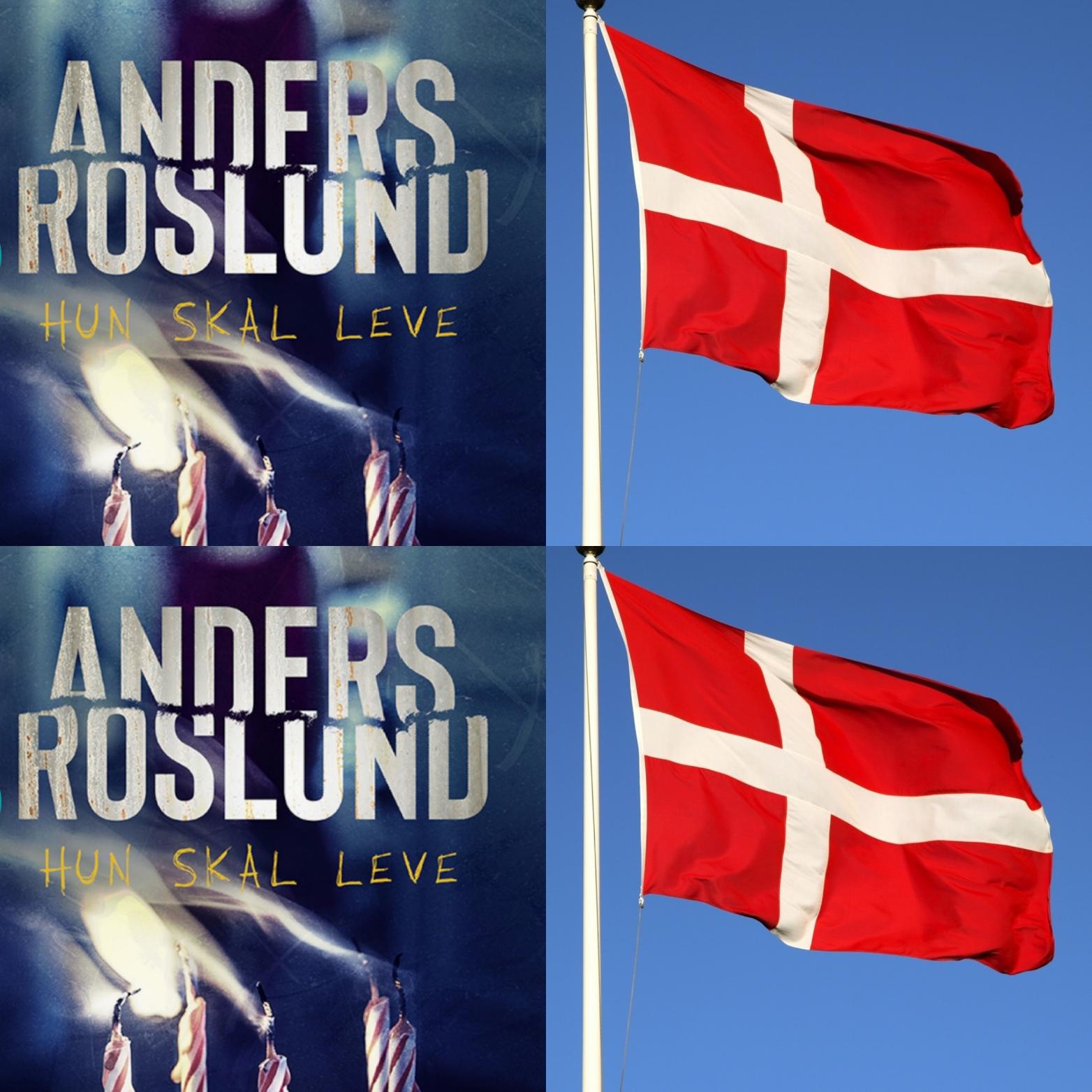 Hun skal leve af Anders Roslund