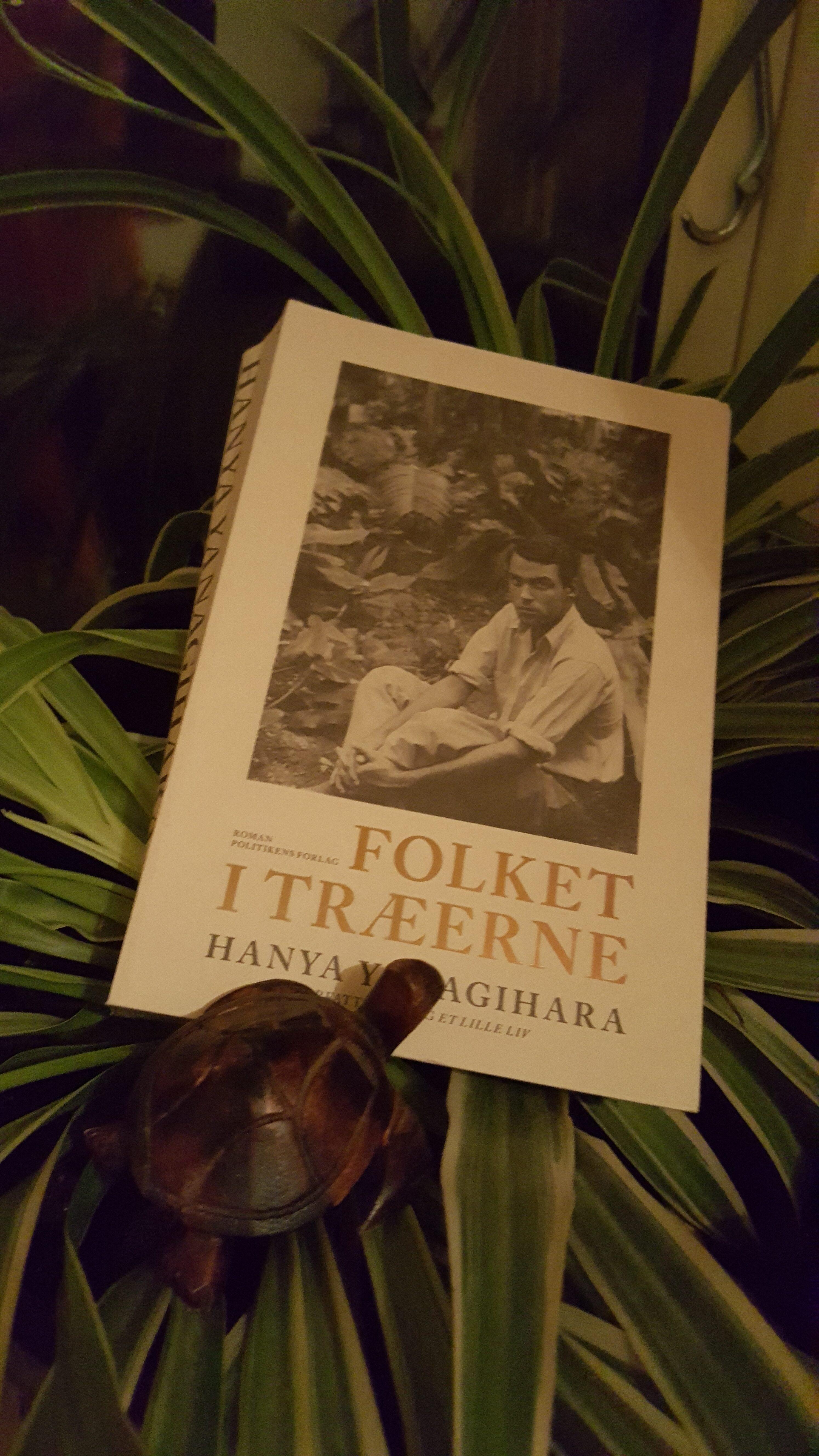 Folket i træerne af Hanya Yanagihara