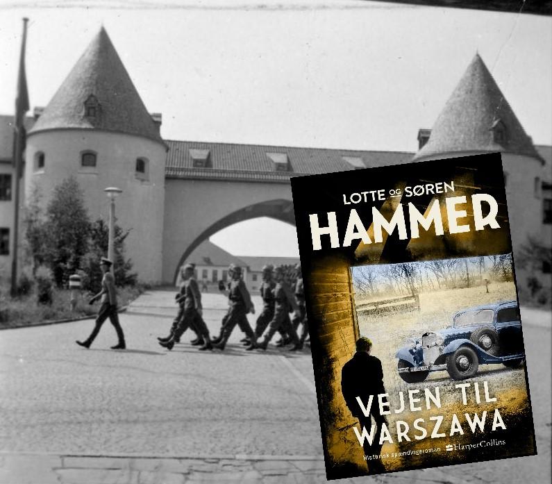 Vejen til Warszawa af Lotte og Søren Hammer
