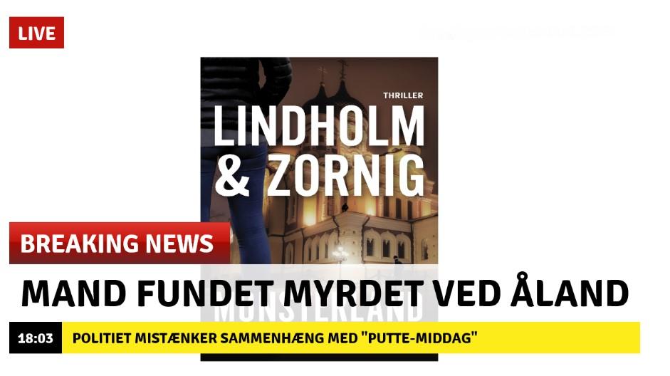 Monsterland af Lindholm & Zornig