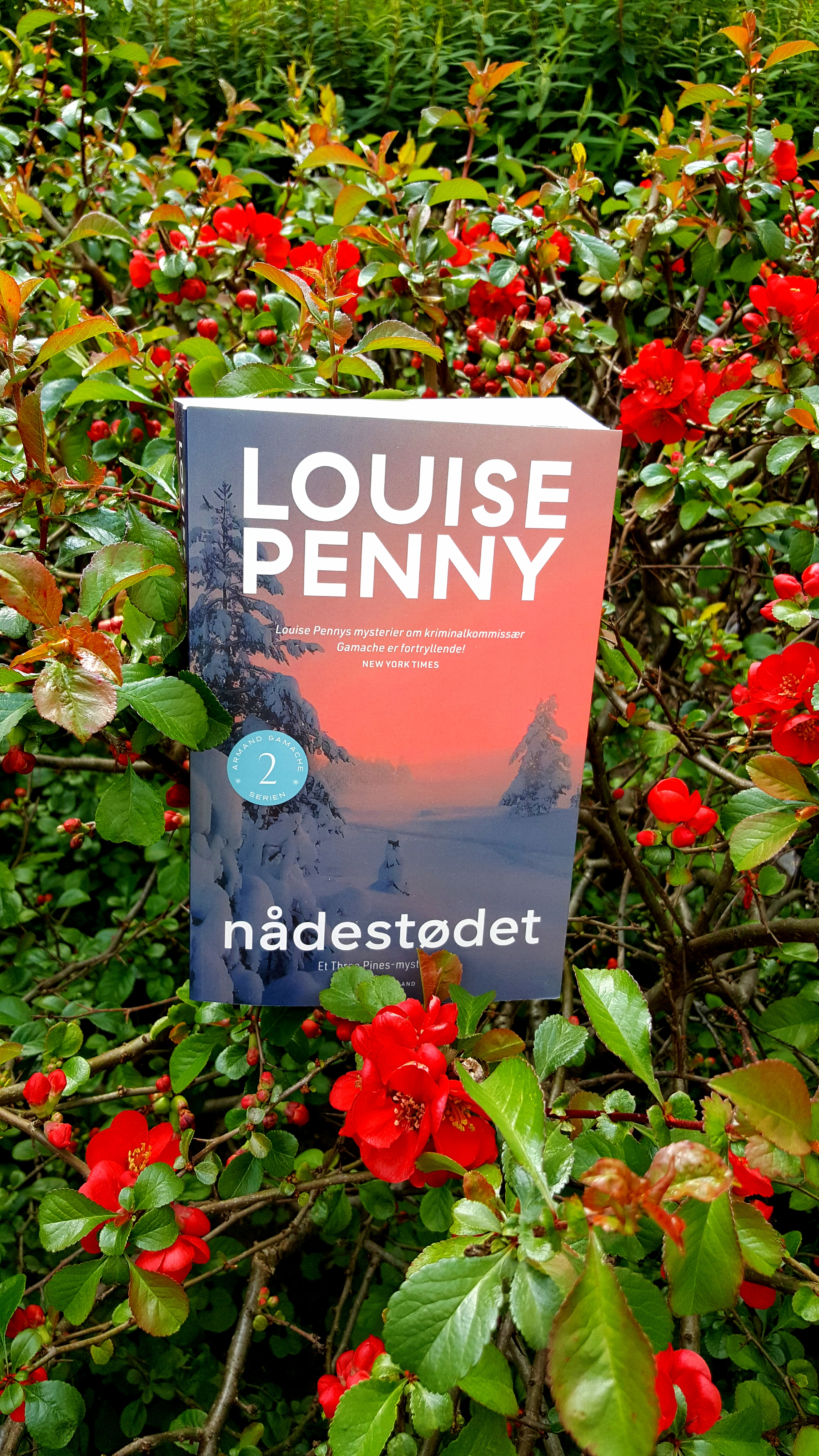 Nådestødet af Louise Penny