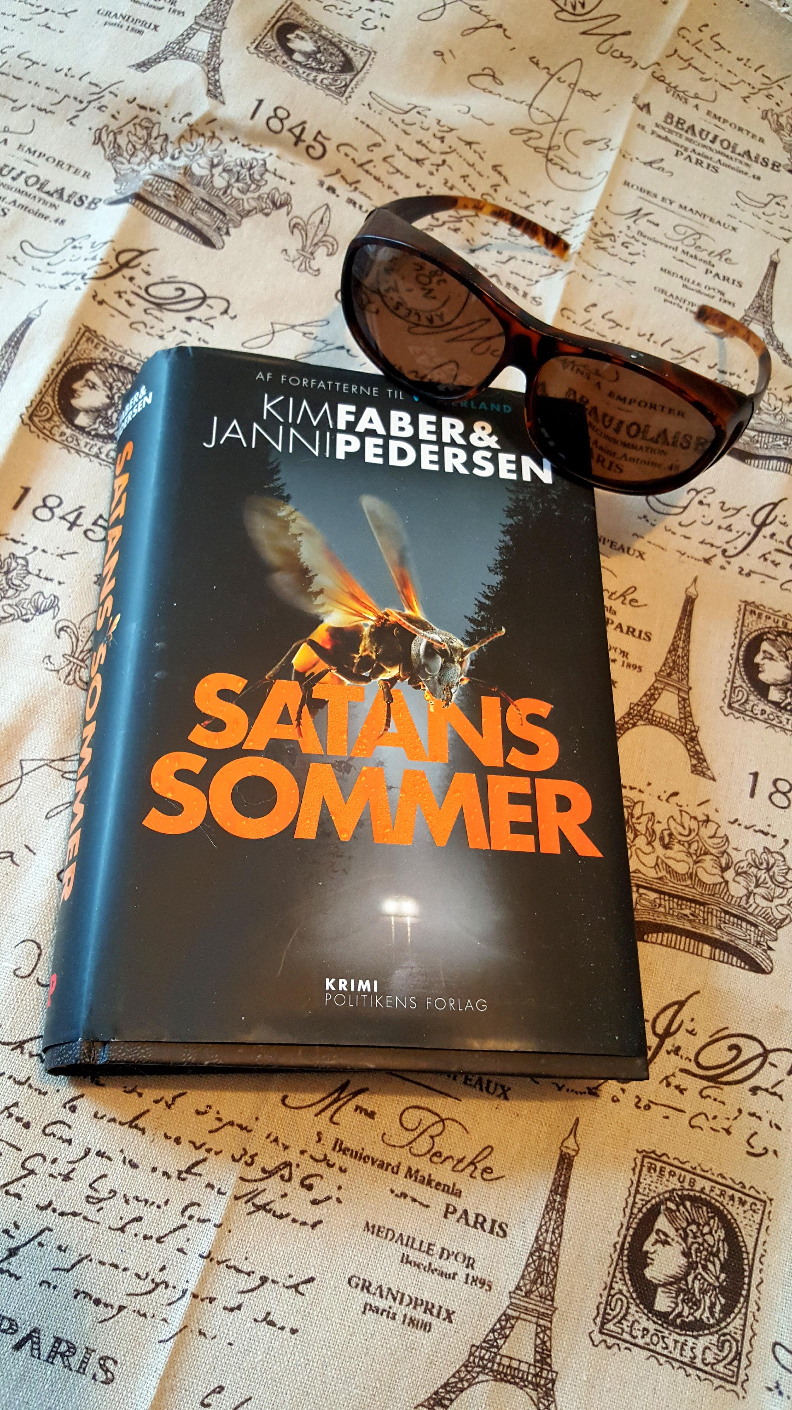 Satans sommer af Kim Faber & Janni Pedersen