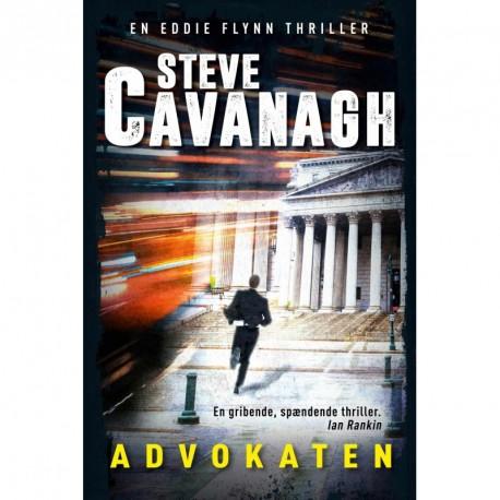 Advokaten af Steve Cavanagh