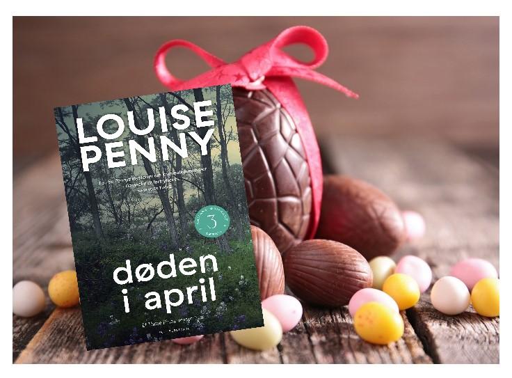 Døden i april af Louise Penny (Gamache #3)