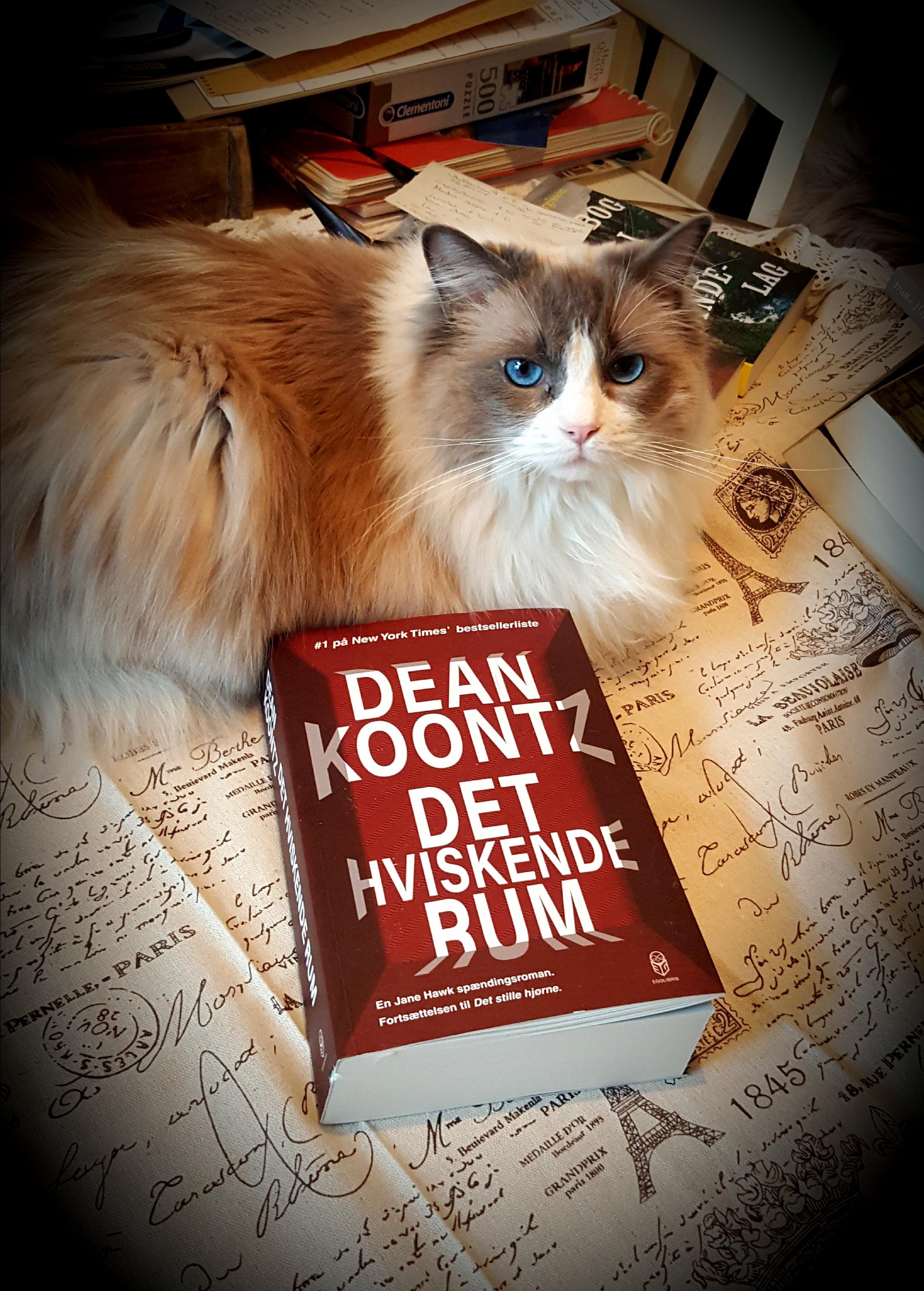 Det hviskende rum af Dean Koontz