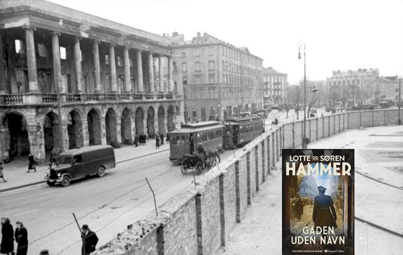 Gaden uden navn af Lotte og Søren Hammer
