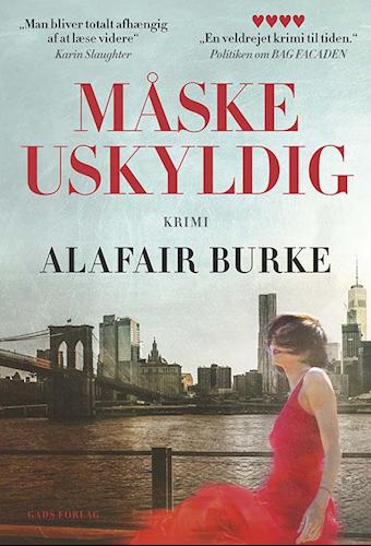 Måske uskyldig af Alafair Burke