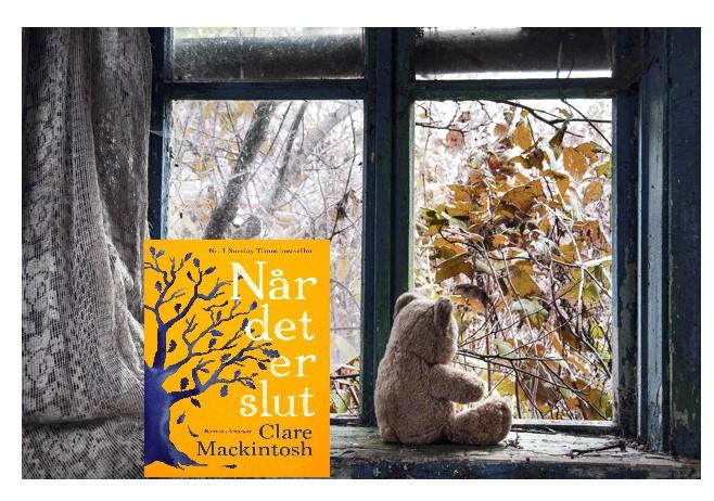 Når det er slut af Clare Mackintosh