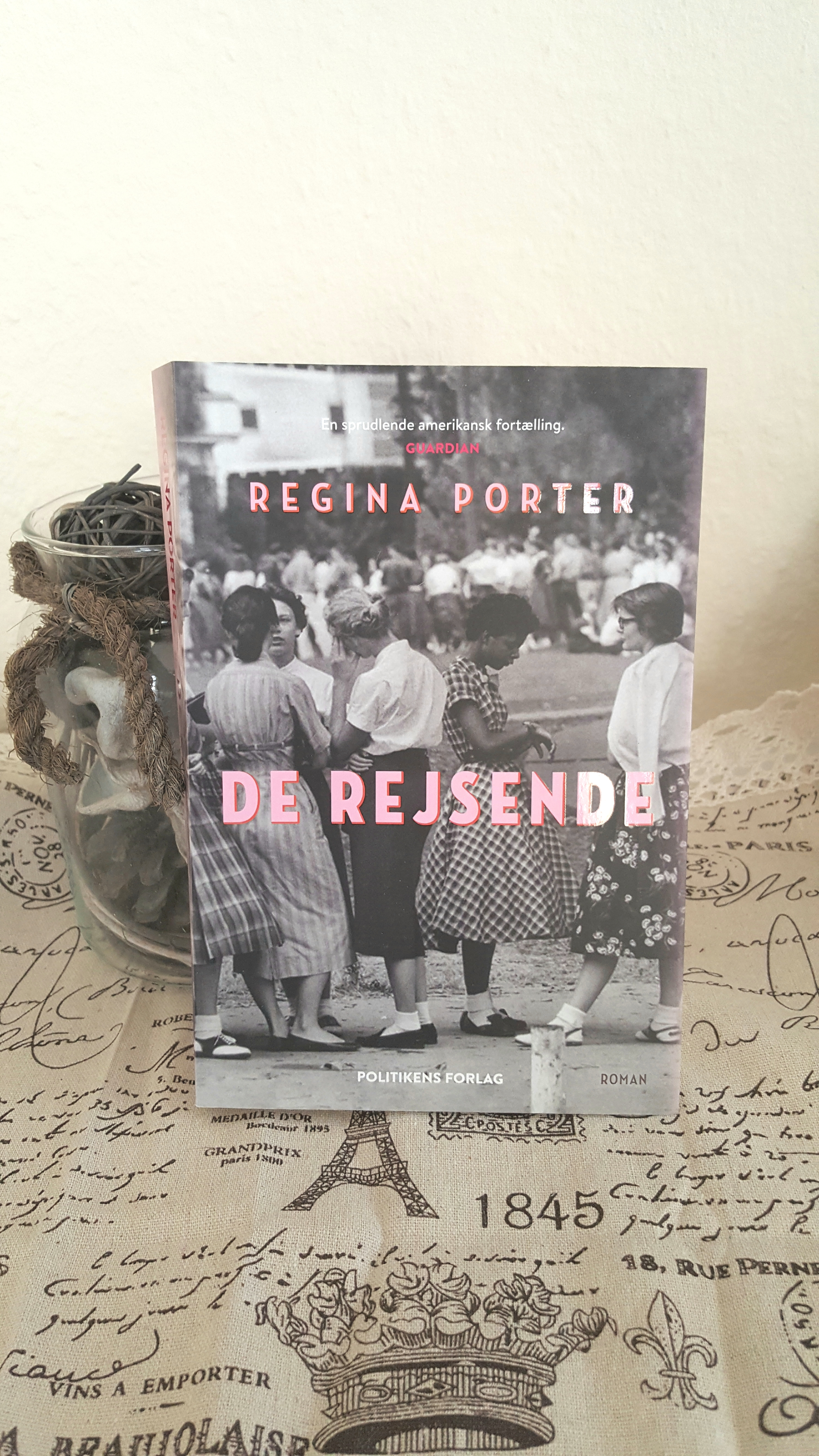 De rejsende af Regina Porter