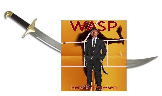 Wasp af Rennie Petersen (Henriette Spolansky # 3)