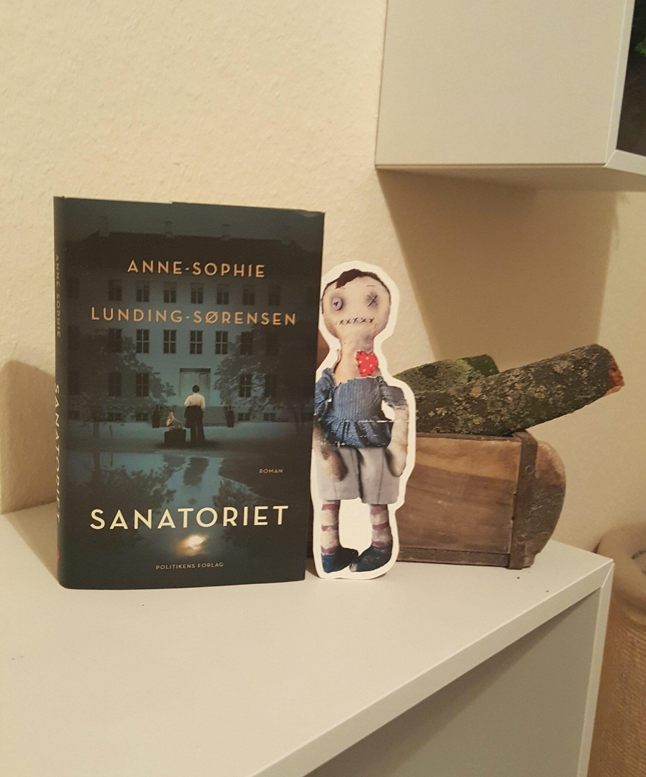 Sanatoriet af Anne-Sophie Lunding-Sørensen