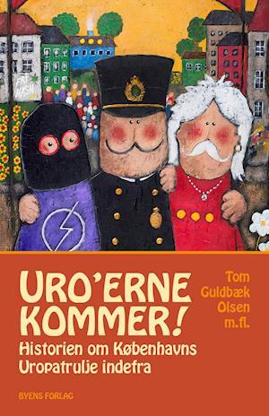 Uro'erne kommer af Tom Guldbæk Olsen m.fl.