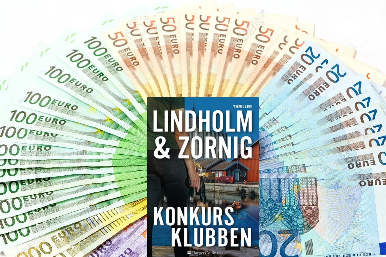 Konkursklubben af Lindholm & Zornig