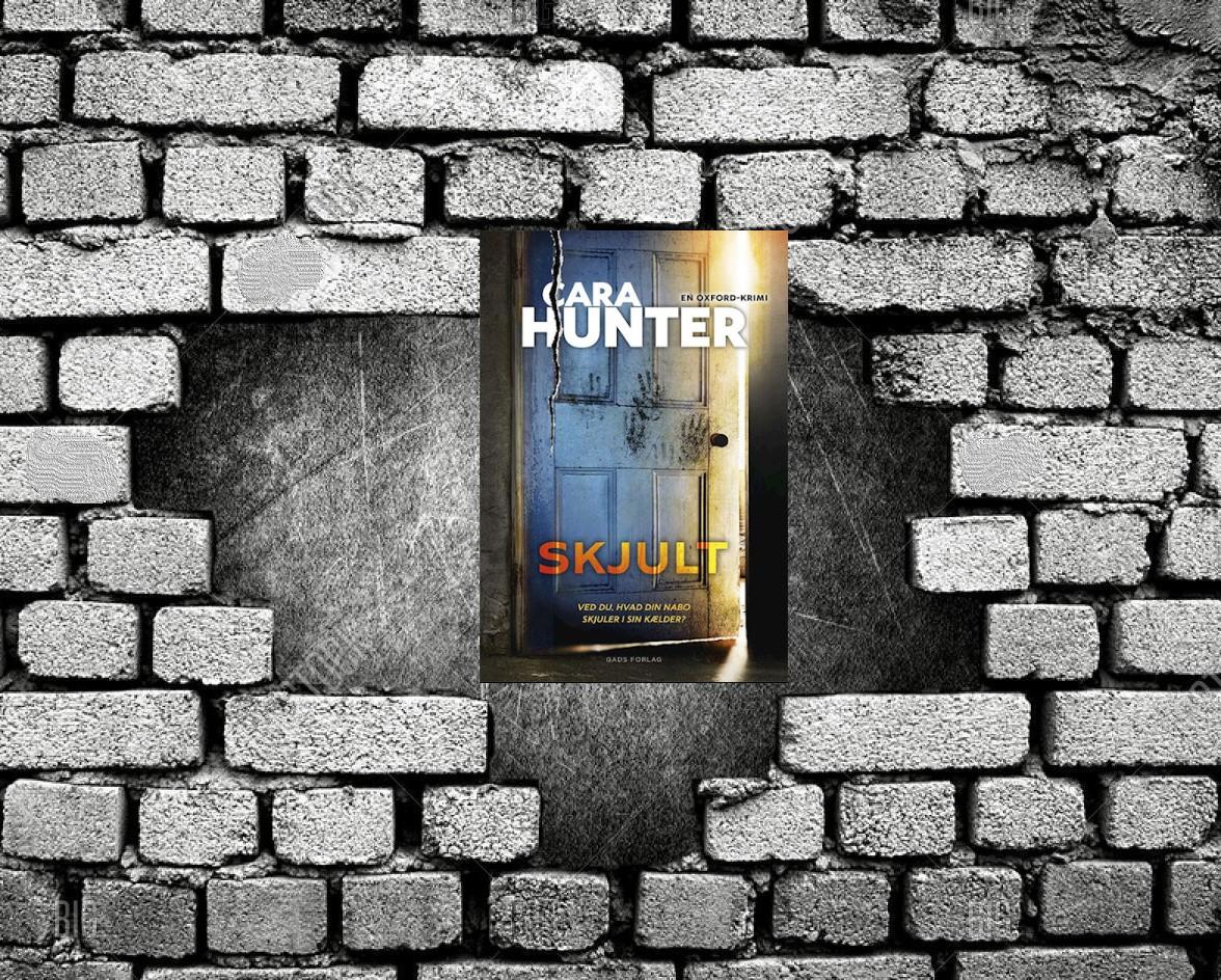 Skjult af Cara Hunter (Adam Fawley #2)