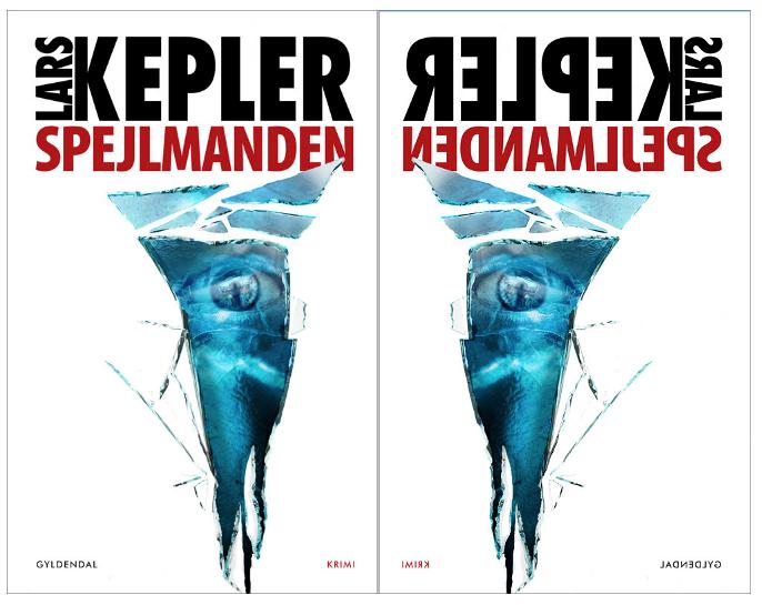 Spejlmanden af Lars Kepler (Joona Linna #8)