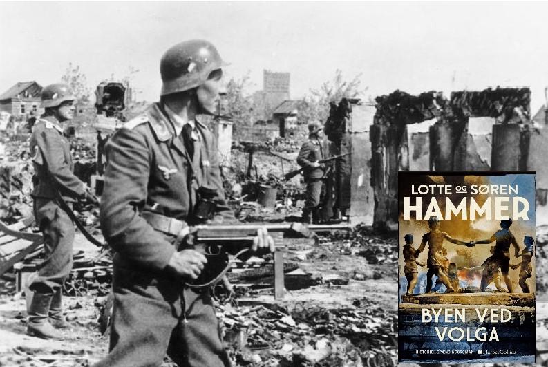 Byen ved Volga af Lotte og Søren Hammer (Venner og fjender #4)