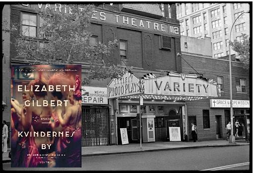 Kvindernes by af Elizabeth Gilbert