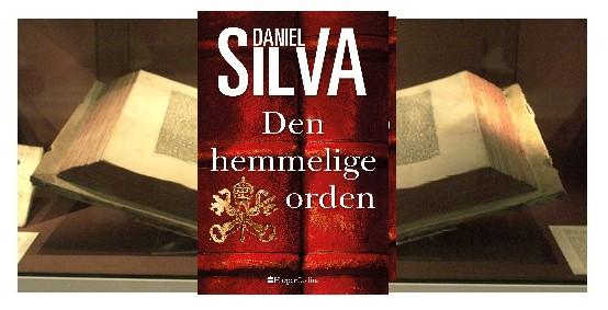 Den hemmelige orden af Daniel Silva (Allon #20)