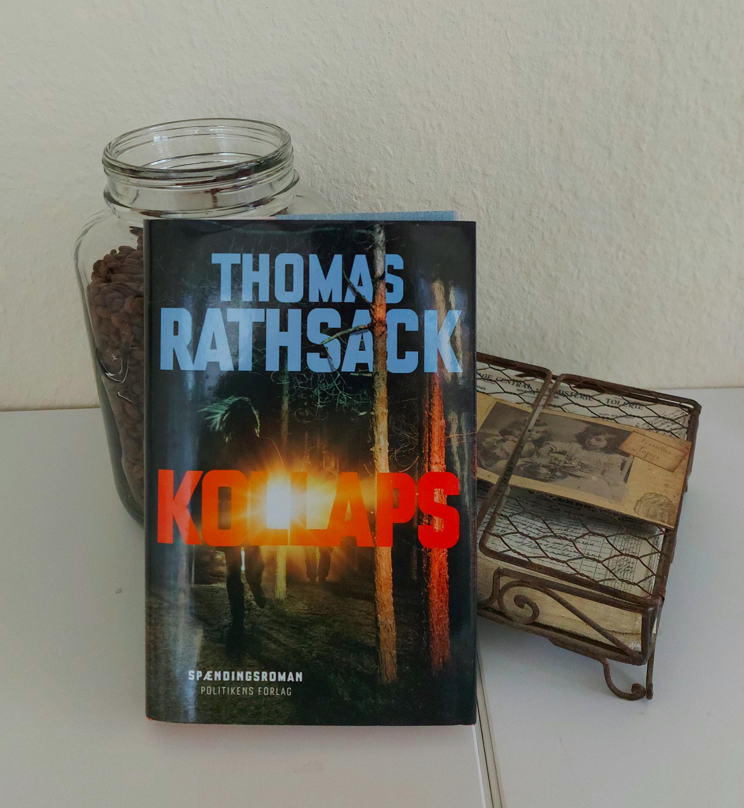 Kollaps af Thomas Rathsack (Plessner #5)