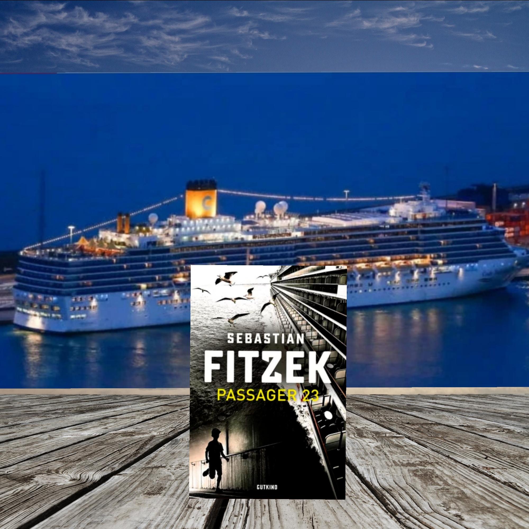 Passager 23 af Sebastian Fitzek