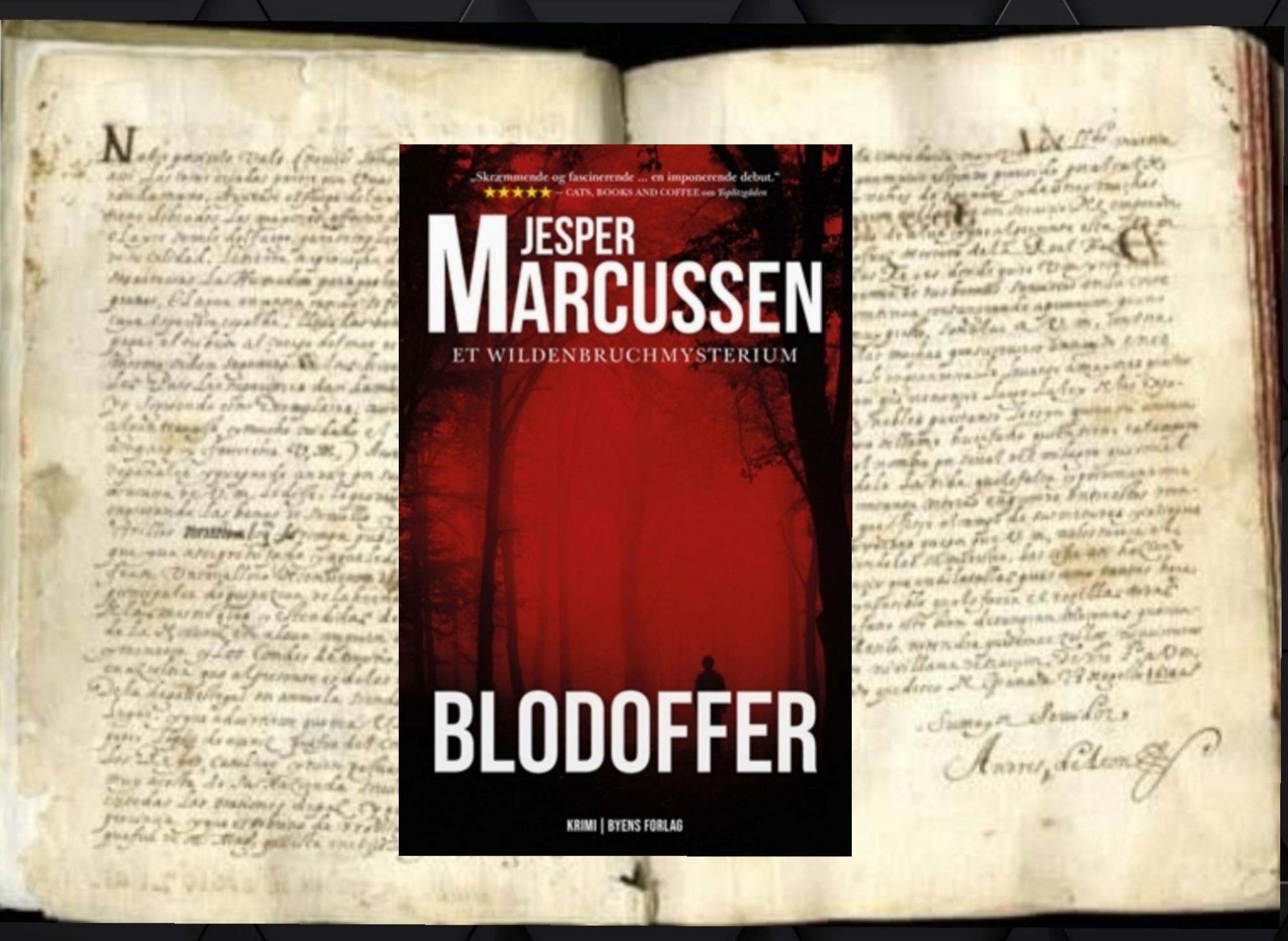 Blodoffer af Jesper Marcussen