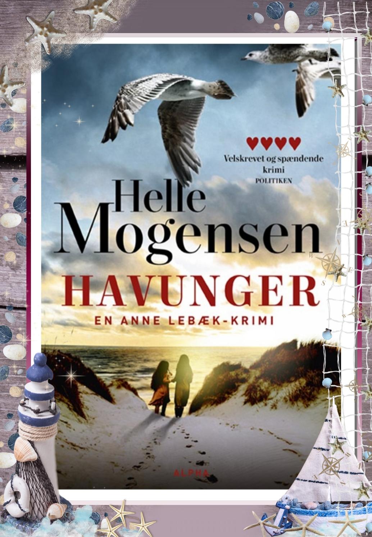 Havunger af Helle Mogensen (Anne Lebæk #1)