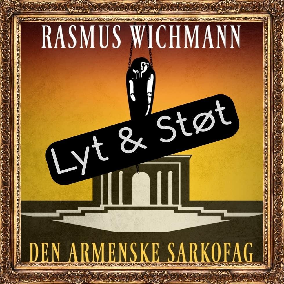 Den armenske sarkofag af Rasmus Wichmann