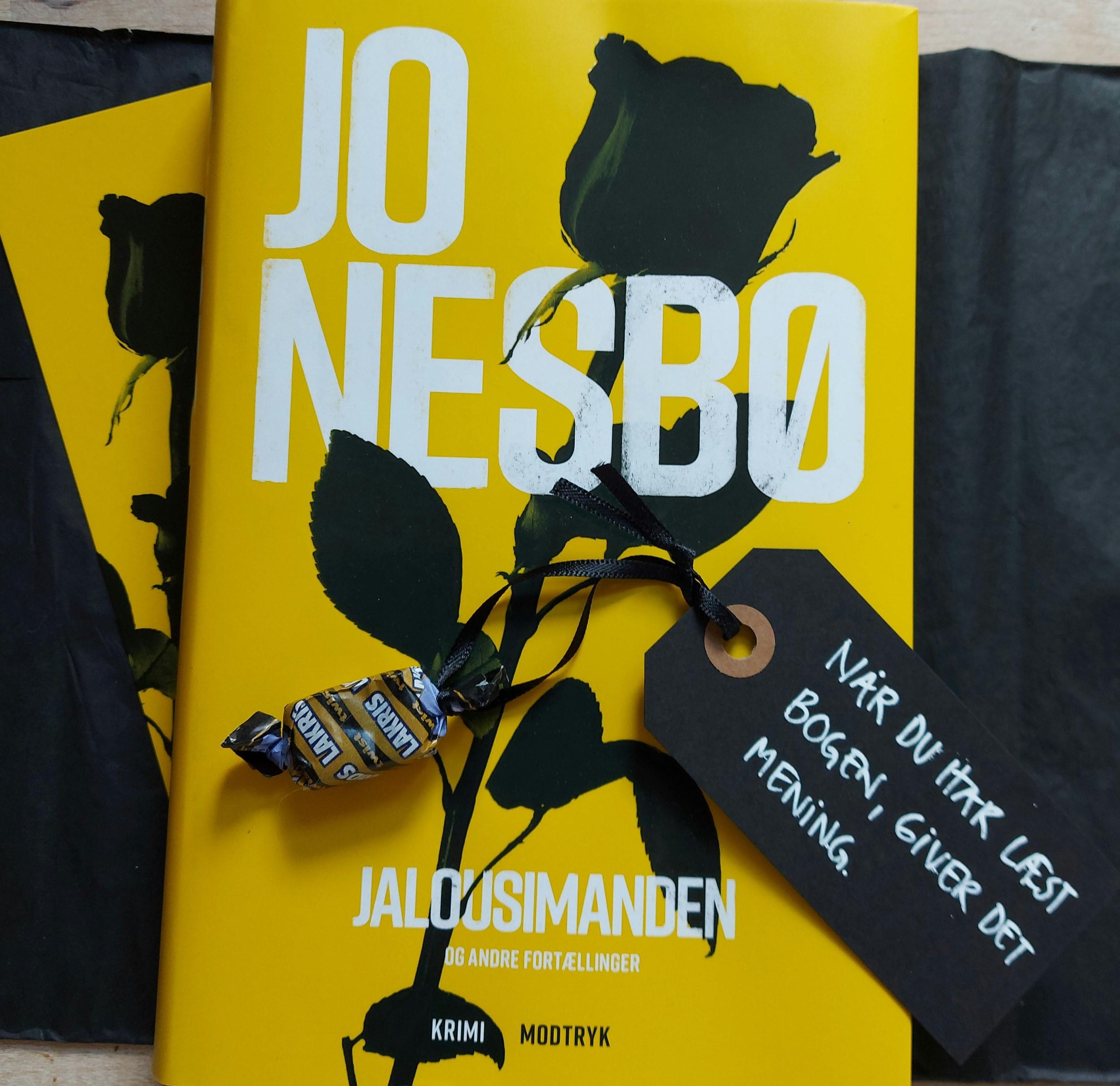 Jalousimanden af Jo Nesbø